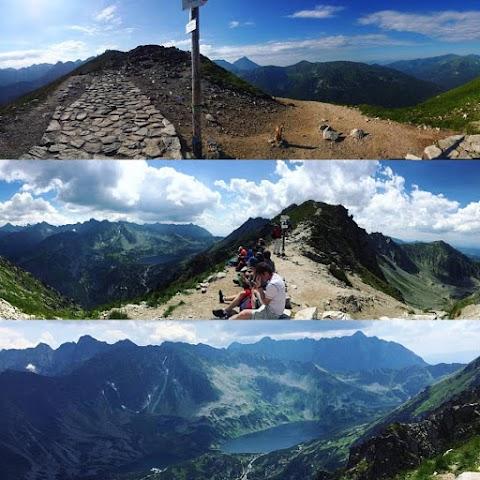 Moje ulubione szlaki w Tatrach