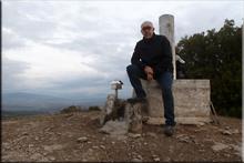 Amaritu mendiaren gailurra 786 m. --  2016ko azaroaren 18an