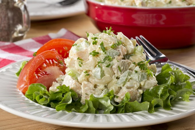 Chicken Salad | Chicken Salad Recipe