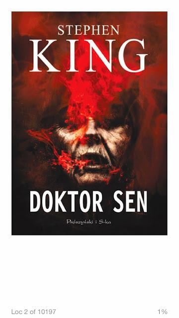 """""""Doktor Sen"""" długo trzymał mnie w swoim umyśle."""