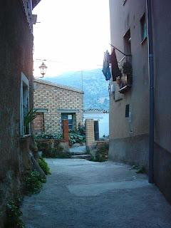 lo castellá, lo castellà, barrio, Beceite, Beseit, casco antiguo de Beceite 13