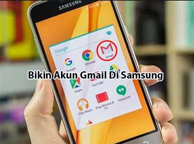 Buat Email Baru Lewat Hp Untuk Bikin Akun Gmail Di Samsung