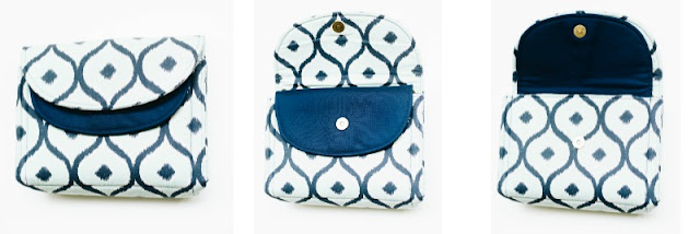 The Captivating Clutch Pattern by Mrs H