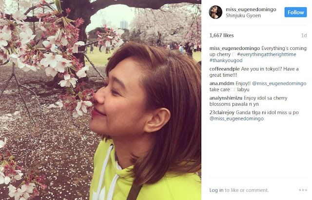Eugene Domingo Shows Off Her Italian Boyfriend, You Have To See This!Eugene Domingo Shows Off Her Italian Boyfriend, You Have To See This!