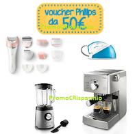 Logo Voucher Philips da 50 € da S.Martino : e tu lo hai ricevuto ?