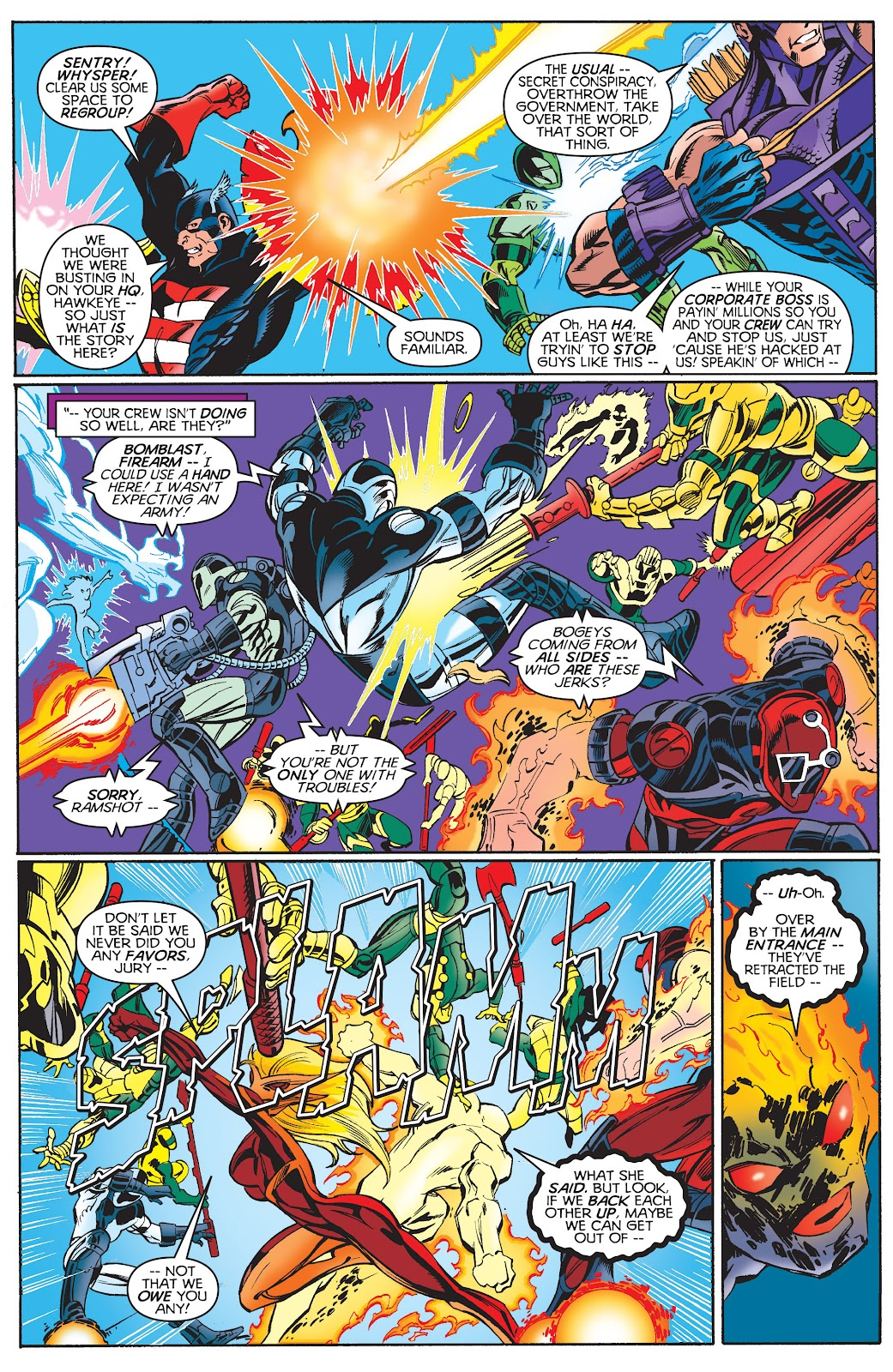 Read online Hawkeye & The Thunderbolts comic -  Issue # TPB 1 (Part 3) - 39