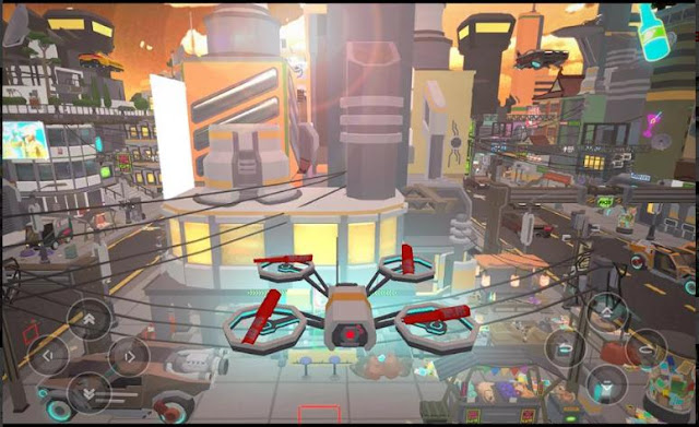 Game Drone Terbaik Fly Drone Simulator Apk