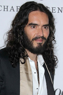 Long curly hairstyles With rough beard