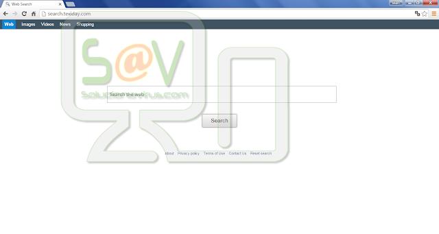 Search.texiday.com (Hijacker)