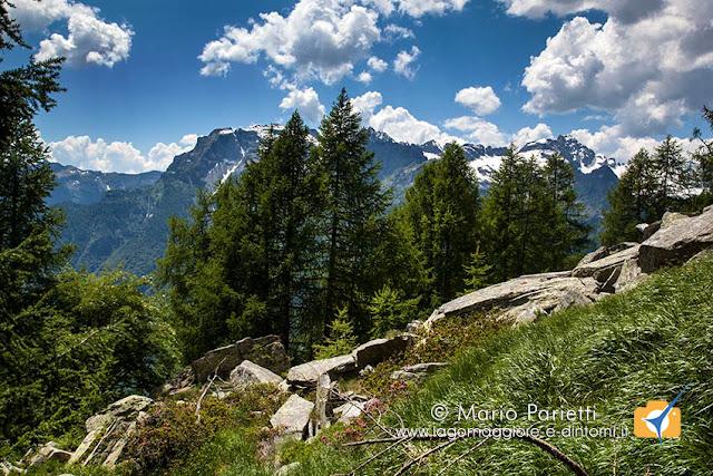 Frasco - Rifugio alpe Costa