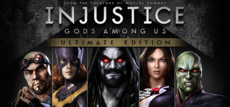 Injustice Gods Among Us Ultimate Edition PC Full Version