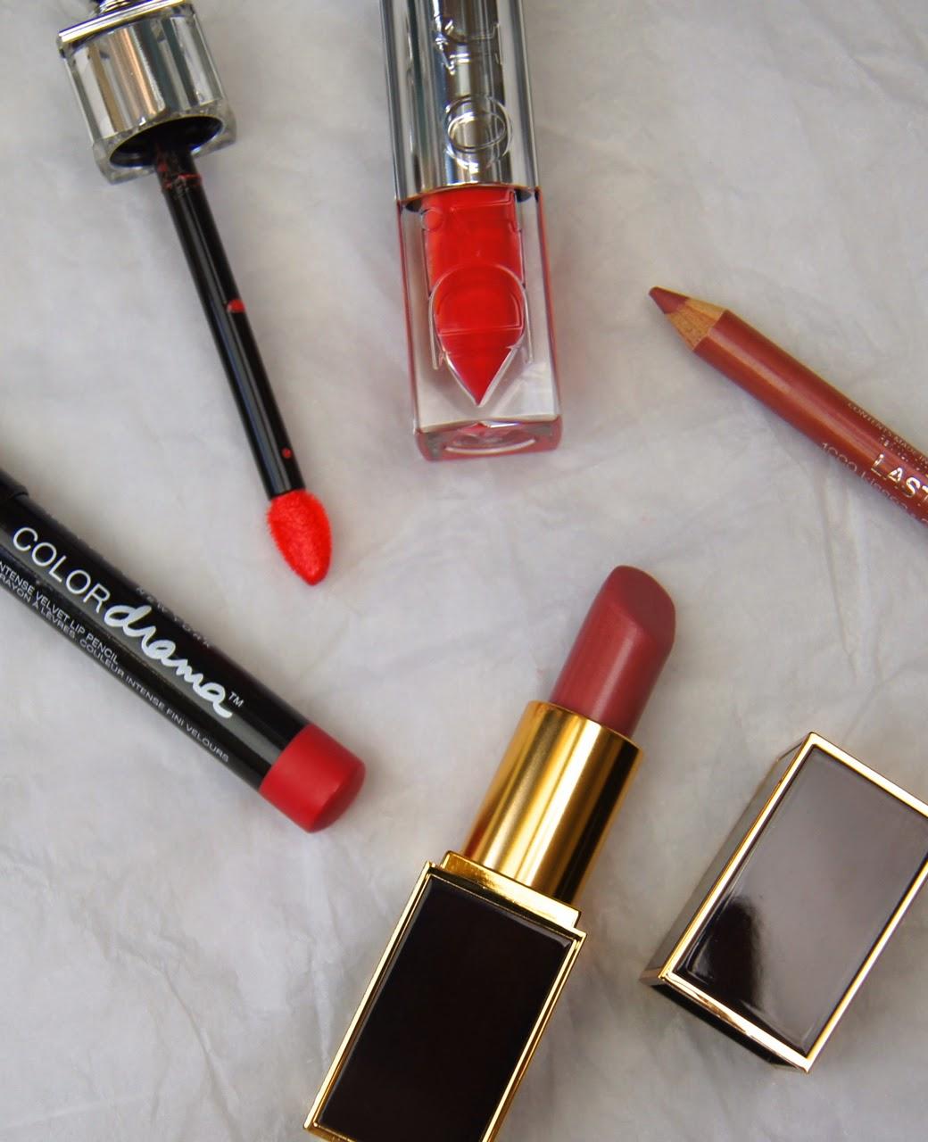 best lipliner lipstick lipgloss 2014 makeup