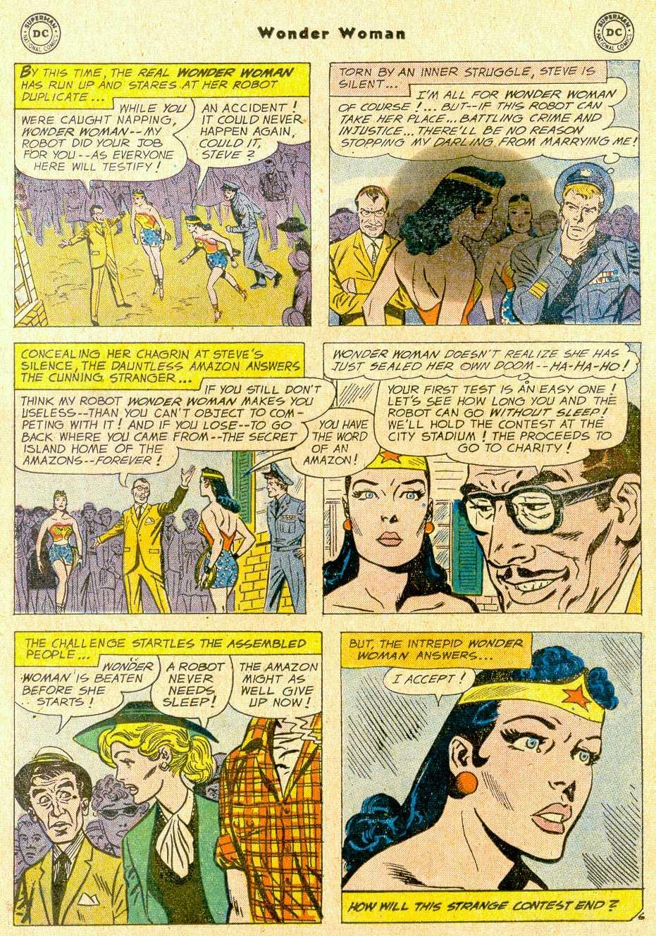 Read online Wonder Woman (1942) comic -  Issue #111 - 8