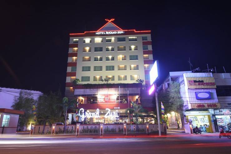 Grand Zuri Dumai Hotel Bintang 4 Terbaik di Pekanbaru, RIAU