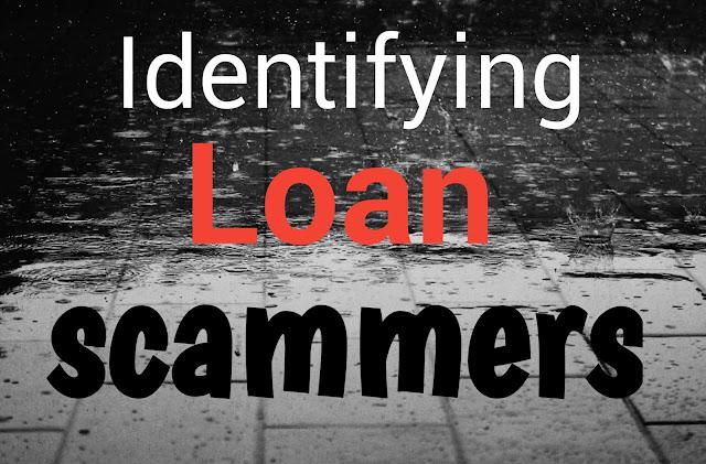 Identify loan scammers in kenya