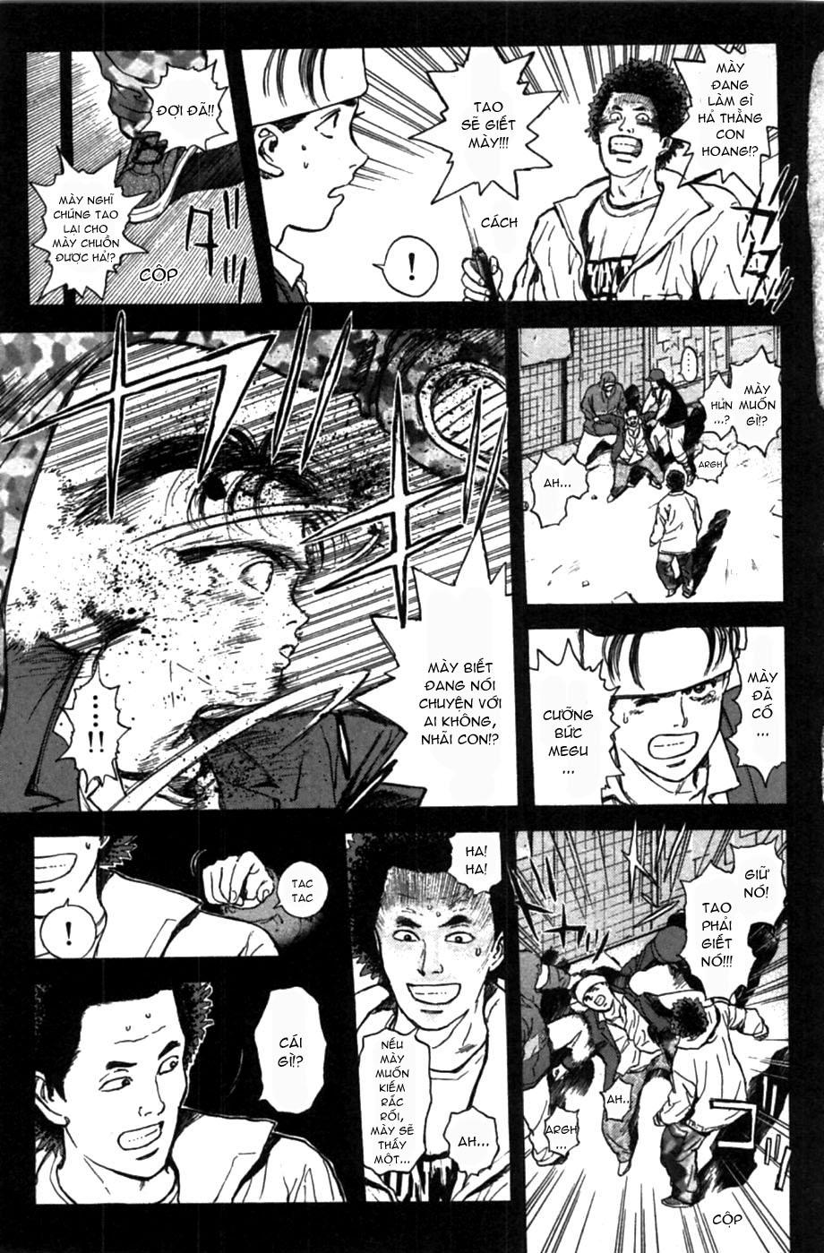 Psychometrer Eiji chapter 44 trang 14