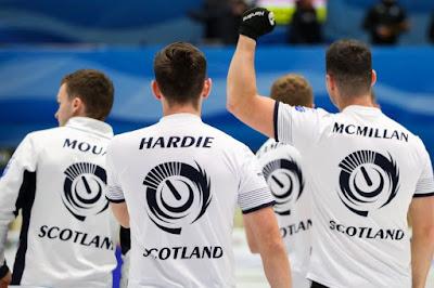 CURLING - Suecia y Escocia jugarán la final del Europeo masculino