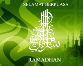 jadwal ramadhan 2013