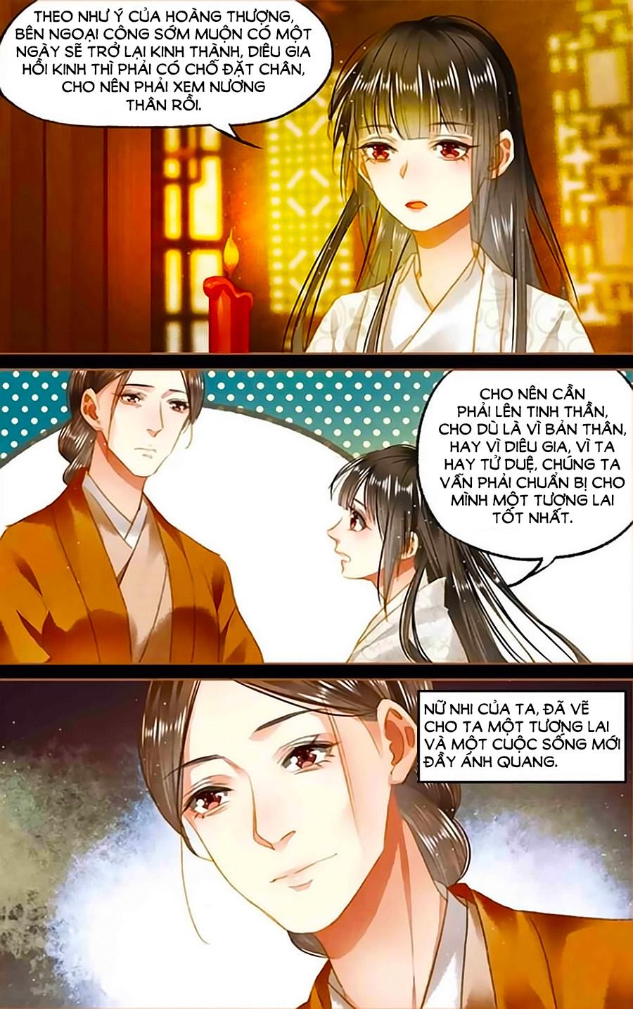 Thần Y Đích Nữ Chap 93 - Trang 3