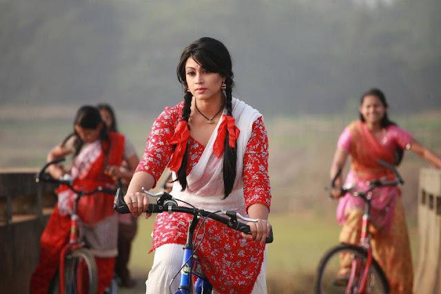 Sadika Parvin Popy Cycling