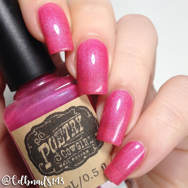 Poetry Cowgirl Nail Polish-Prickly Pear