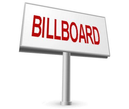 Pengertian Stiker Plakat Spanduk Baliho Billboard Brosur Dan