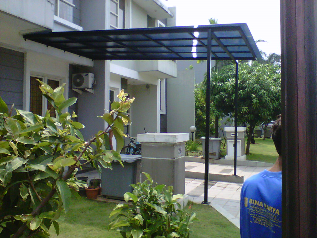 Model Angin Angin Rumah Minimalis Canopy Carport Kanopi December 2012