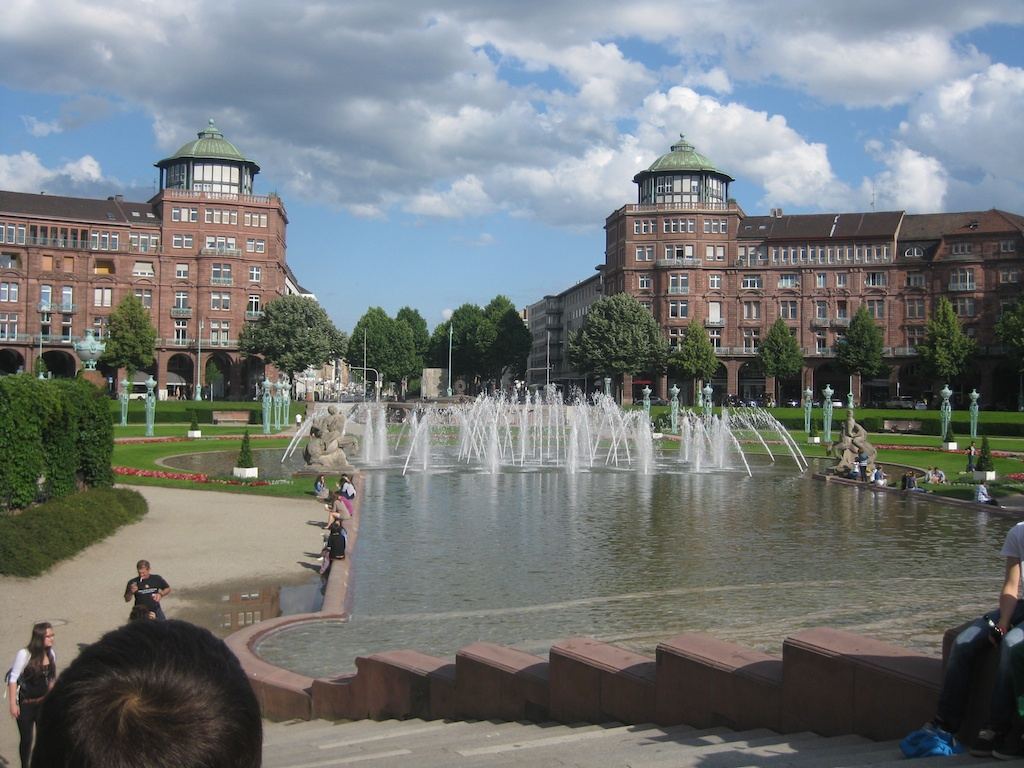 Indeed Mannheim