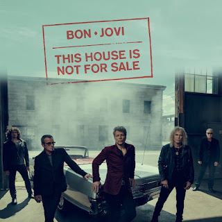 Bon Jovi Score #1 Album Worldwide