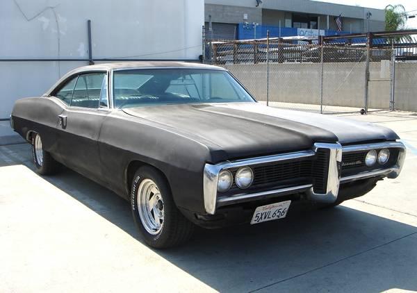 2017 Dodge Barracuda >> 1968 Pontiac Bonneville 400ci V8 - Buy American Muscle Car