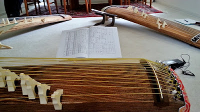 Jūshichi-gensō 17 senar koto musical instrument of traditional Japan - berbagaireviews.com