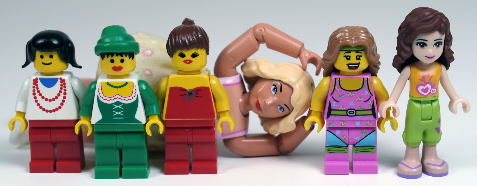 Thinking Brickly The Lego Gender Gap A Historical