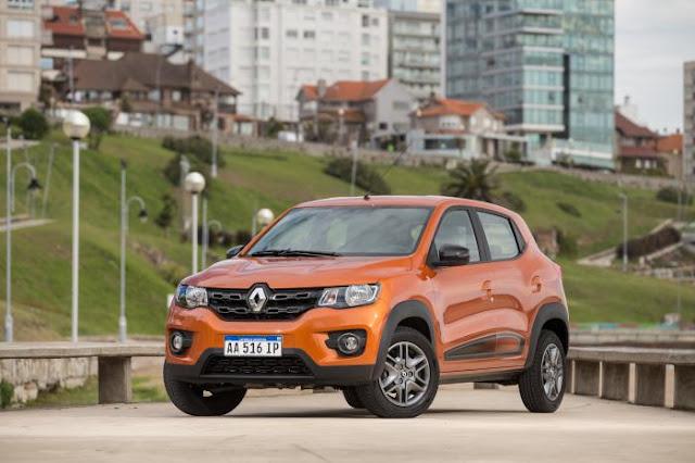 Luego de una exitosa pre-venta, el Nuevo #RenaultKWID se lanza oficialmente en la red comercial de todo el país