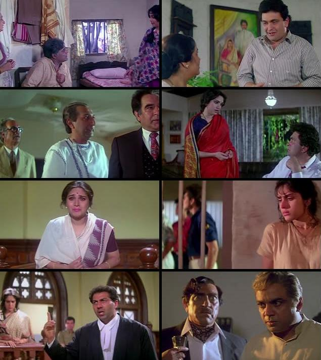 Damini 1994 Hindi 480p HDRip
