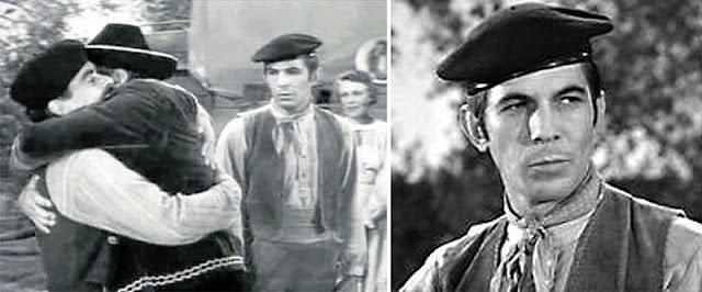 Leonard Nimoy interpretando a un español