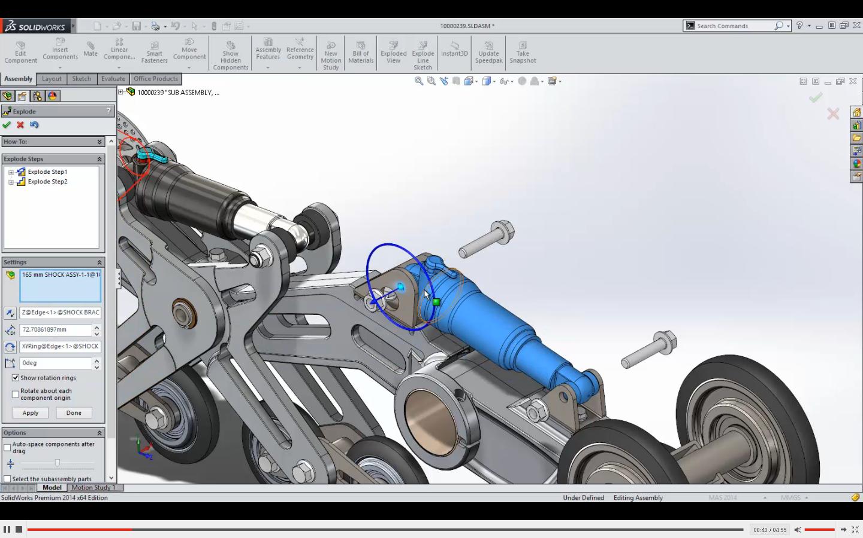 SolidWorks 2014: Increased Performance - keep focus on design