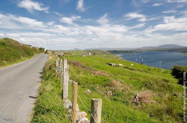 Sky Road Irlanda