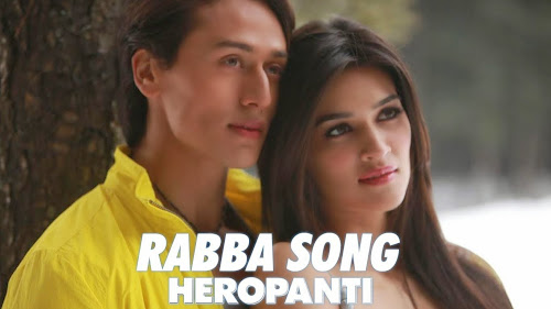 Rabba - Heropanti (2014) Full Music Video Song Free Download And Watch Online at worldfree4u.com