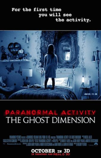 Paranormal Activity The Ghost Dimension 2015 Movie Download