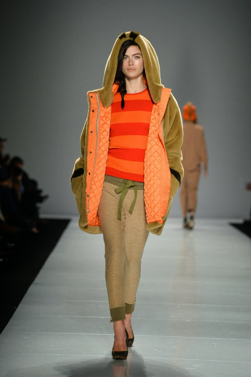 joe fresh runway