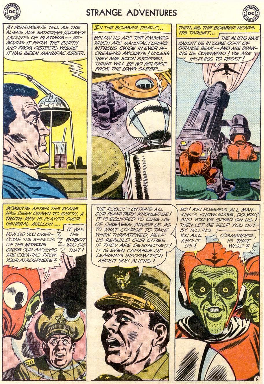 Strange Adventures (1950) issue 136 - Page 8