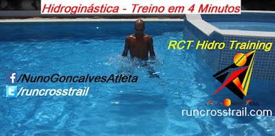 Treino Abdominais e perder peso dentro água- Nuno Gonçalves