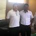 REGIDOR PROVINCIAL DE CHINCHA Y SUB GERENTE DE SEGURIDAD CIUDADANA FUERON DISTINGUIDOS POR SOCIÓLOGO COLEGIADO
