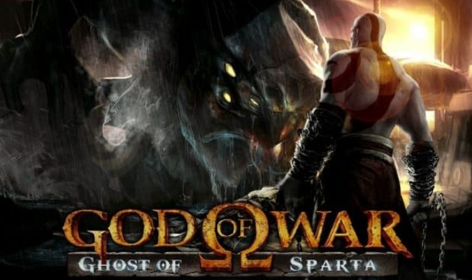 Game PSP Terbaik - God of War: Ghost of Sparta