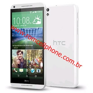Baixar Rom Firmware Smartphone HTC Desire D816H Android 4.4.2 KitKat