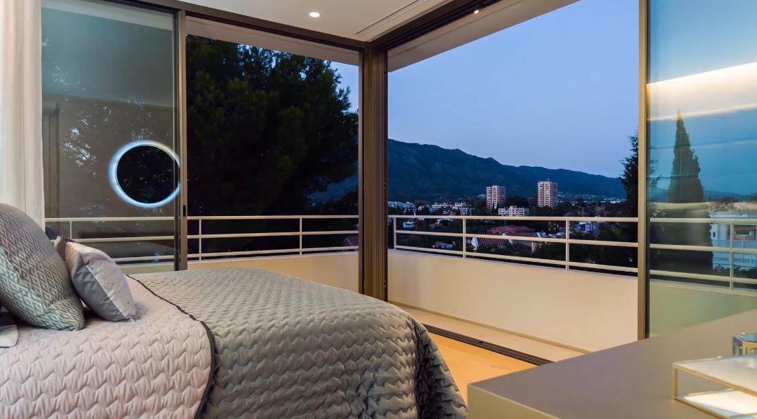 Tour Nueva Andalucia, Marbella Contemporary Villa vs. 23 Interior Design Photos