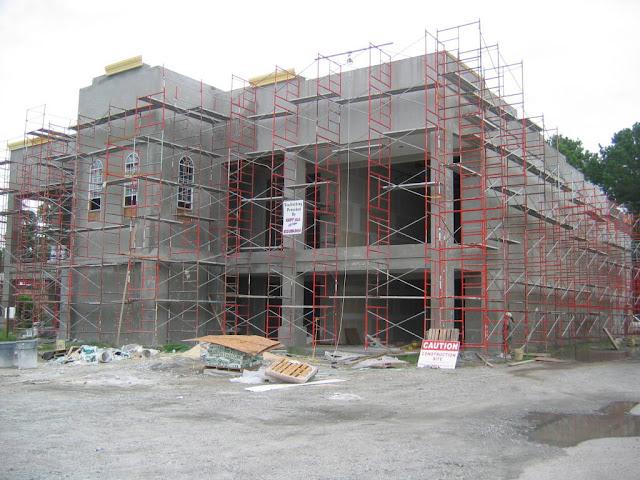Fungsi Scaffolding Dalam Kontruksi Bangunan