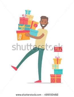 Comprar presentes é até legal, mas tem uns poréns...