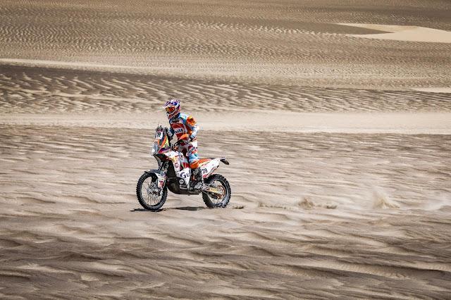 Juan José Puga representará al Ecuador en el Rally Dakar 2019