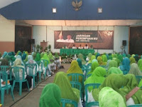 Jaringan Perempuan NU Siap Bentengi Kiai Ma'ruf Amin dari Kampanye Negatif